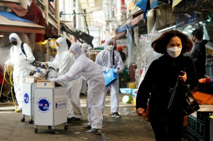Coreia Do Sul Emite Ultimato De Distanciamento Social
