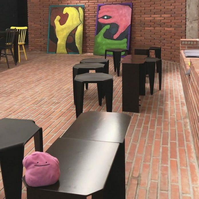 Song Mino Abre Café Chamado 'Øsechill'