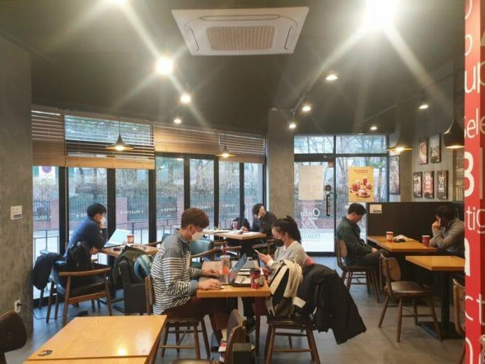 Coreanos Também Enfrentam O Estresse Da Quarentena