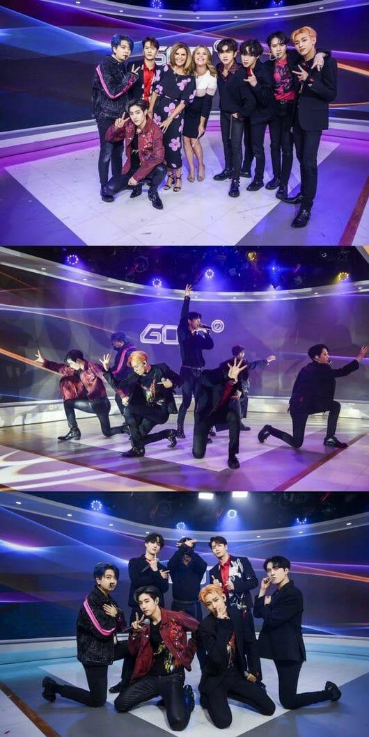 Como O K-Pop Está Se Tornando Popular Nos Talk Shows Americanos