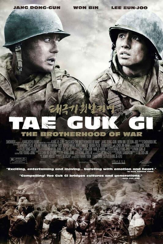10 Melhores Filmes Coreanos Sobre Guerras Que Você Deve Assistir