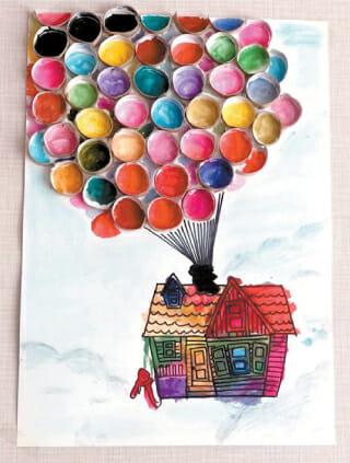 Crianças, Pais E Professores Usam Criatividade Durante A Quarentena