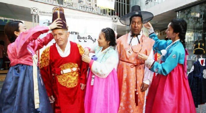 Coreia Do Sul Precisa De Mais Imigrantes