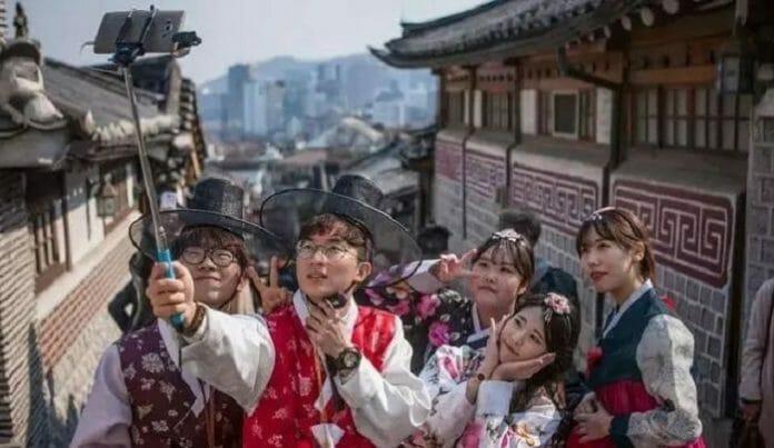 Popularidade Da Coreia Como Destino Turístico Cresce Pelo 6º Ano Consecutivo