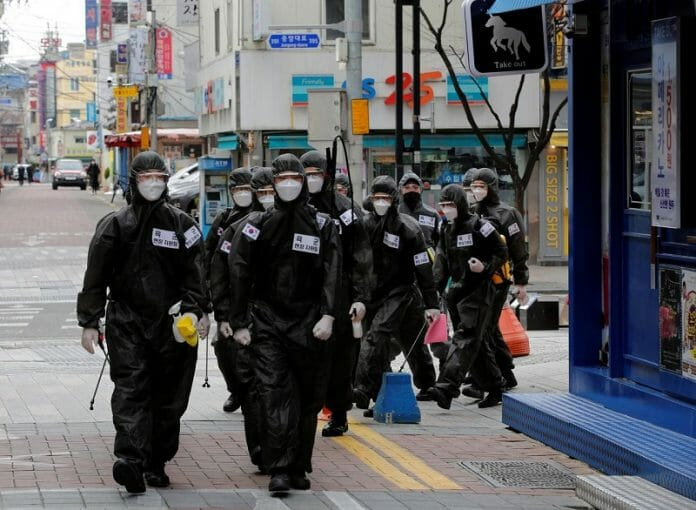 Como A Coreia Do Sul Parou Rapidamente O Covid-19