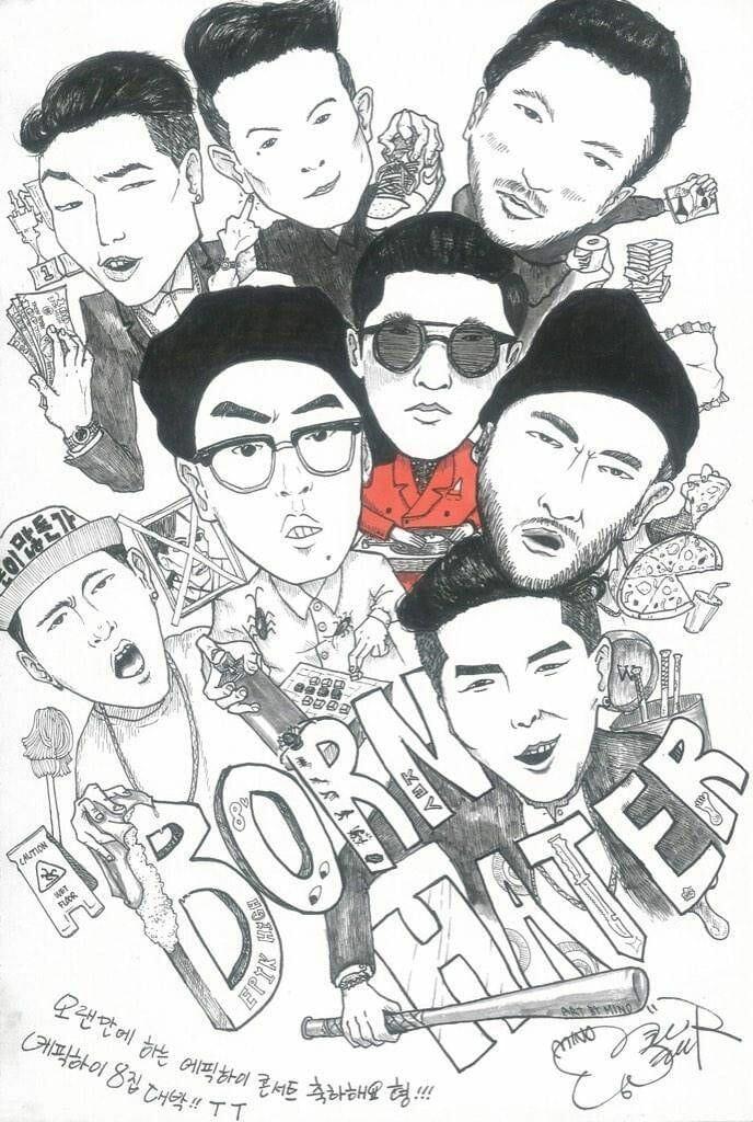 Conheça 11 Idols Do K-Pop Que Também Mandam Bem No Desenho