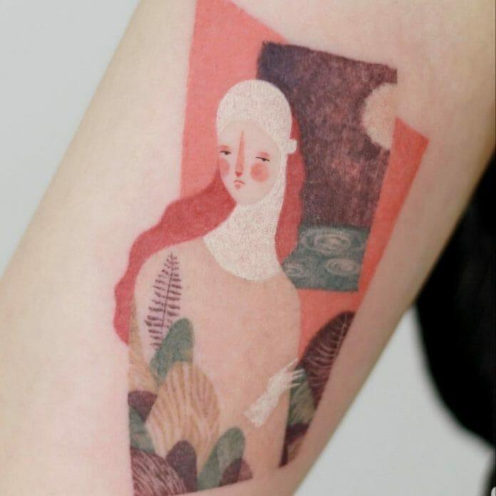 As &Quot;Tatuagens Sentimentais&Quot; Da Coreia