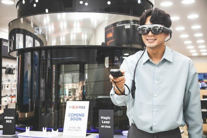 Óculos De Realidade Aumentada Emergem Do Mercado Sul Coreano Em 2020