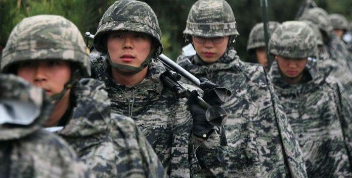 Como Funciona O Serviço Militar Obrigatório Na Coreia [A Moderna Joseon]