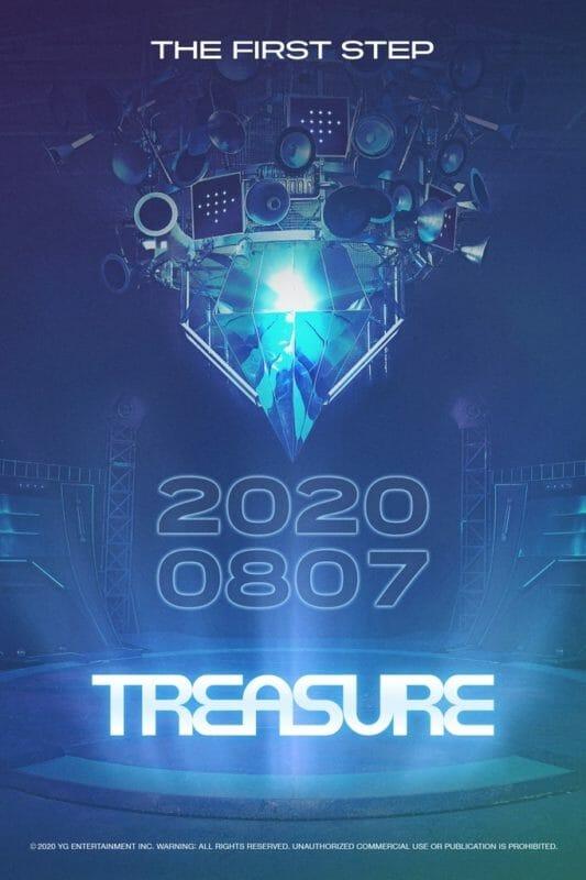 Treasure, Novo Grupo Masculino Da Yg, Tem Debut Anunciado Para Agosto