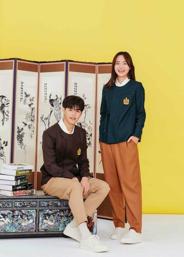 Escolas Adotarão Uniformes Escolares Inspirados No Hanbok A Partir De Outubro