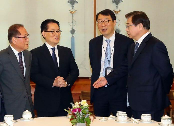 Com Nova Equipe, Presidente Moon Deve Pressionar Por Avanço Nas Relações Inter-Coreanas