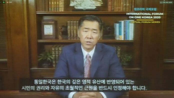 Fórum Internacional Discute A Reunificação Das Coreias