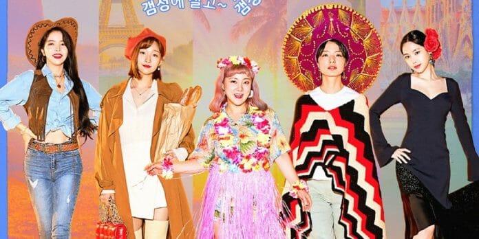 Mulheres Começam A Ser Destaque Nos Reality Shows Coreanos