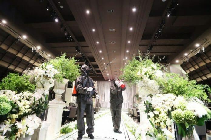 Casamentos Na Coreia Em Tempos De Pandemia