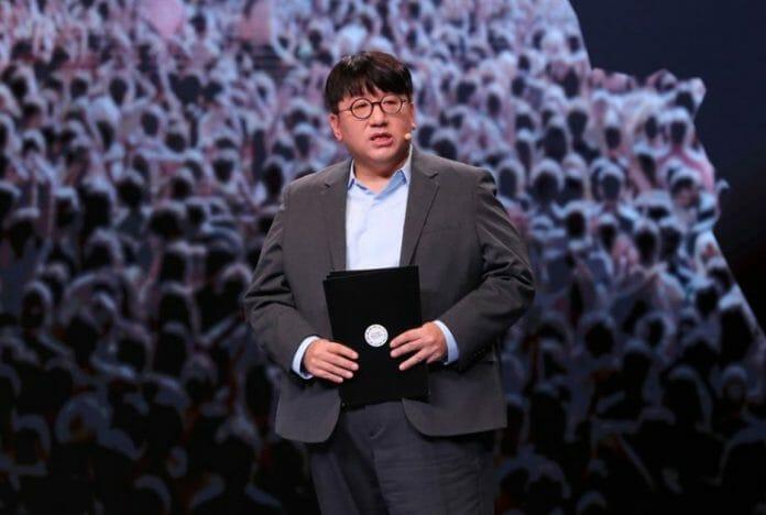 Ceo Da Big Hit Entertainment Se Tornará O 14º Acionista Mais Rico Da Coreia