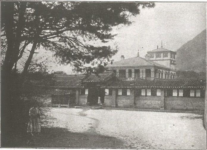 A Testemunha Que Presenciou O Assassinato Da Imperatriz Myeongseong