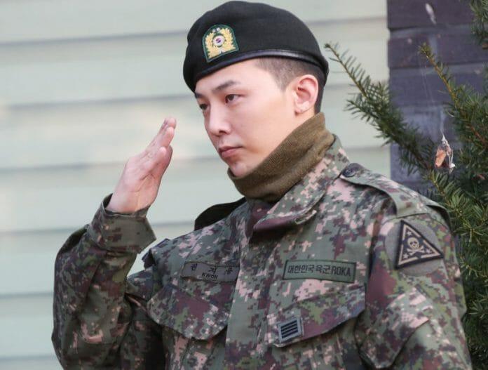 Coreia Estuda Serviço Militar Diferenciado Para Celebridades Proeminentes Do K-Pop