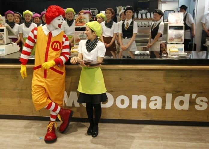 Mcdonald'S Coreia Toma Novas Iniciativas Ecológicas