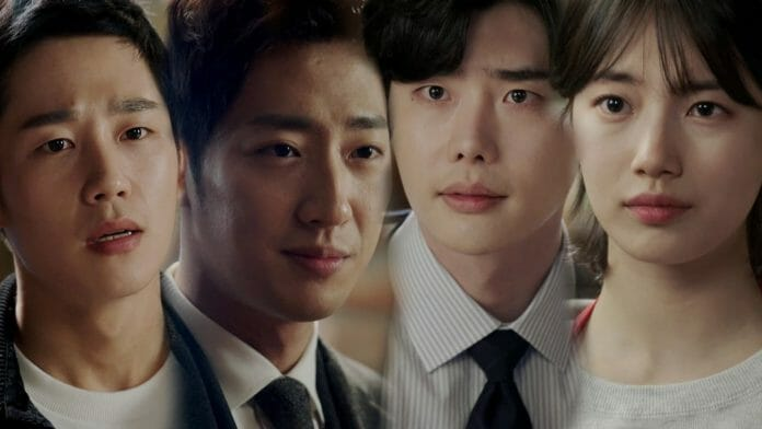 While You Were Sleeping [Drama]
