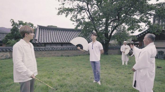 Monsta X Revela Documentário De Viagem Sobre Patrimônios Culturais Coreanos