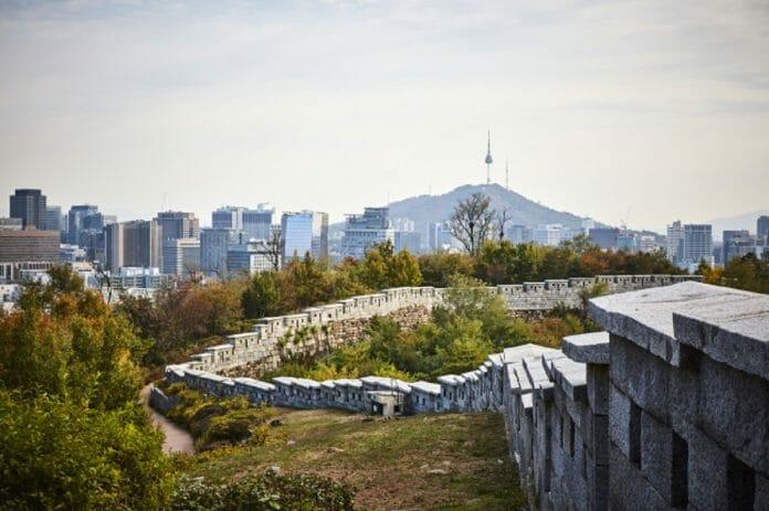 A Moderna E Histórica Seul