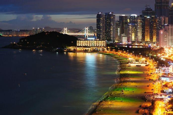 Cidade De Busan Fará Transmissão Ao Vivo Do Amanhecer De 1º De Janeiro