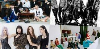 Twitter anuncia contas K-pop mais tweetadas de 2020