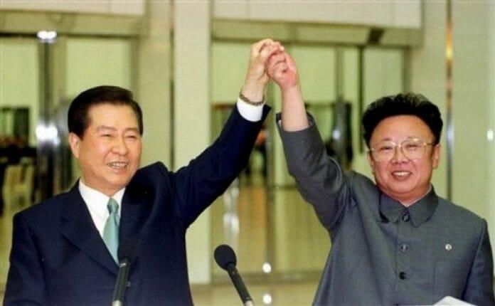 A Relação Entre Coreia Do Norte E A Coreia Do Sul
