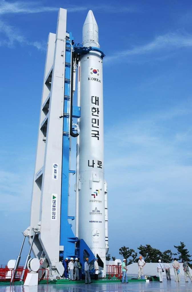 Coreia Do Sul Lançou Satélite De Observação De Alta Tecnologia À Orbita Terrestre