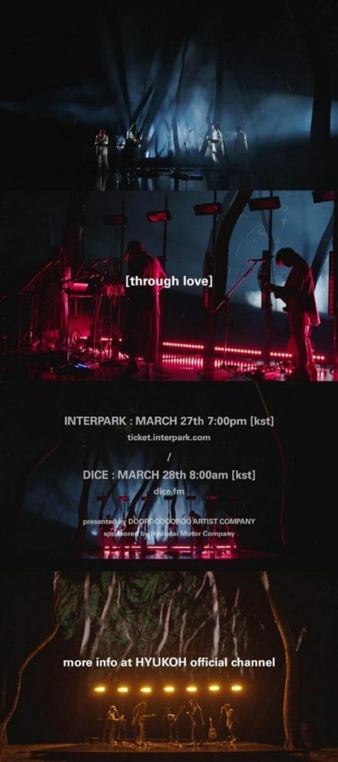 Banda De Rock Indie Hyukoh Fará Show Online Este Mês