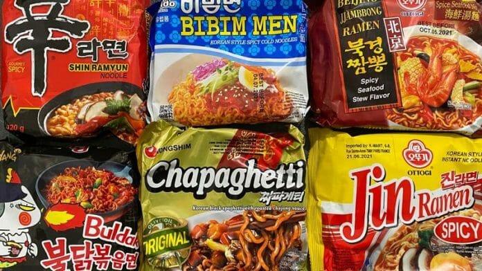 Ramyeon - A &Quot;Comfort Food&Quot; Coreana Que Virou Tendência Global
