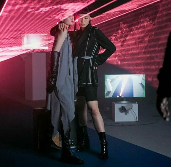 Look Retrô E Beleza Tradicional Coreana Definiram Tendências Na Seoul Fashion Week