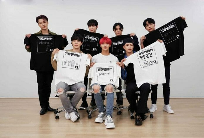 Estrelas Do K-Pop Lançam Campanha Kstars4Climate Para Salvar A Terra