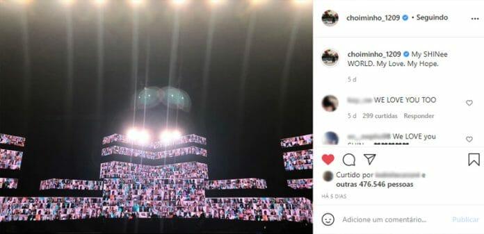 Shinee Fala Sobre Seu Primeiro Show Beyond Live E Nova Música