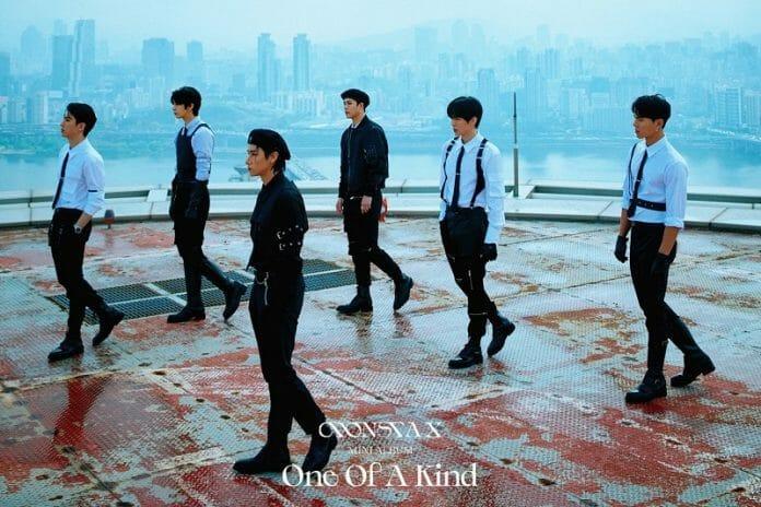 Monsta X Revela Fotos Conceituais Para O Álbum 'One Of A Kind'