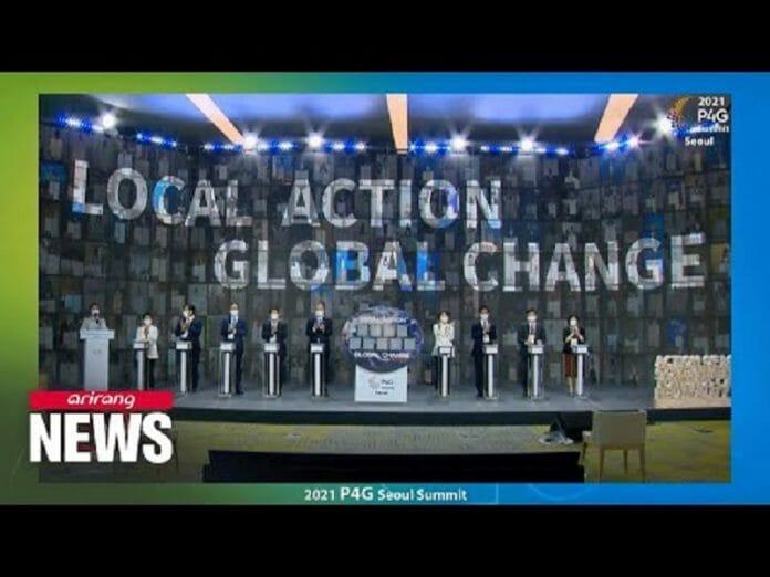 Semana Futuro Verde: Líderes Coreanos No Combate Às Mudanças Climáticas