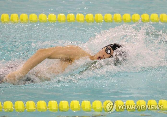 Nadador Sul-Coreano Bate Próprio Recorde Mundial Júnior Em Seletiva Para Equipe Nacional
