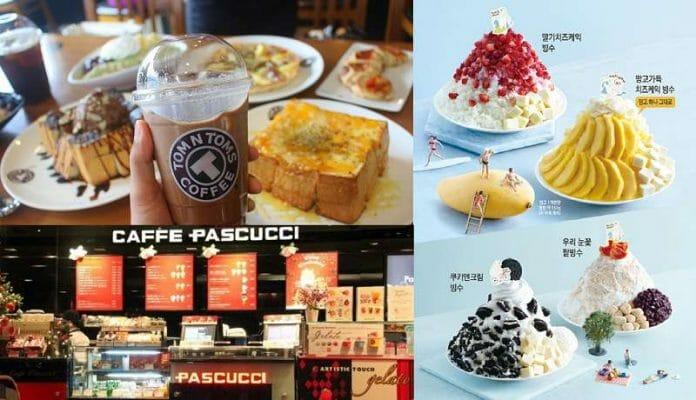 Franquias Que Lideram A Preferência Do Consumidor Na Coreia