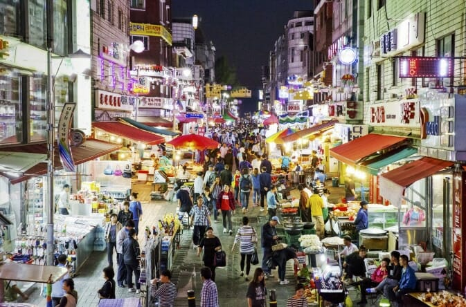 Estrangeiros Não Impactam Negativamente A Economia Do Governo Sul Coreano