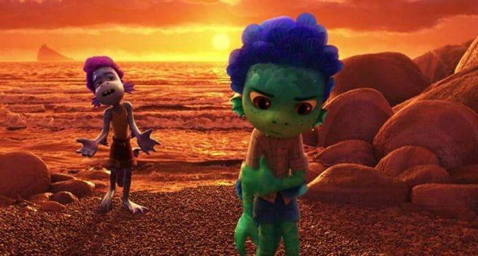 Animadores Coreanos Falam Do Desafio De Dar Vida A 'Luca', Da Disney-Pixar
