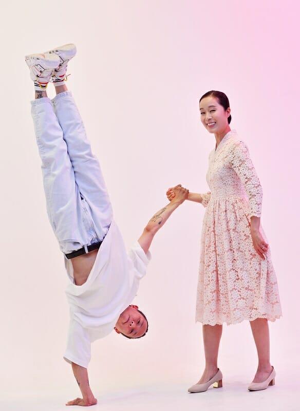 Quando A Música Gugak Tradicional Flui Através Da Dança Poppin Moderna