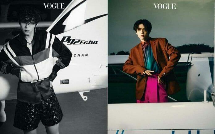Shotaro, Do Nct, Conta Mais Sobre A Sua Vida Para A Vogue Korea