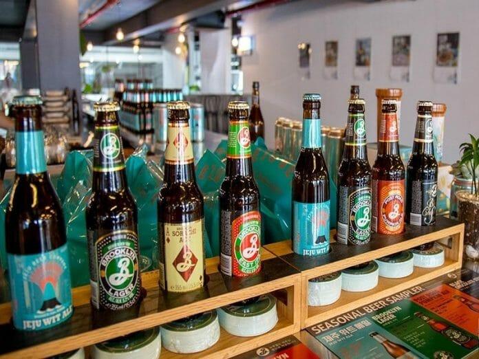 O Crescimento Das Cervejas Artesanais Na Coreia Do Sul