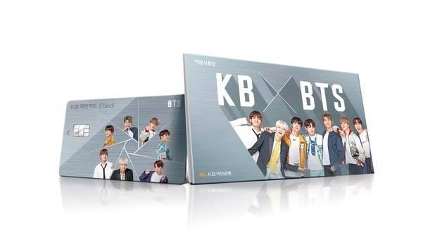 Empresas Coreanas De Cartão De Crédito Miram Fãs Com Produtos Temáticos De K-Pop