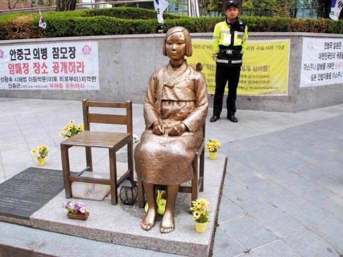Mulheres De Conforto Conquistam Vitória Contra Japão