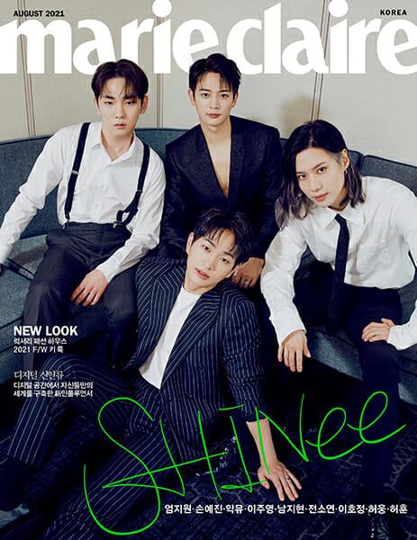 Shinee Reflete Sobre Como Progredir Em Equipe, Seus Momentos Favoritos E Muito Mais