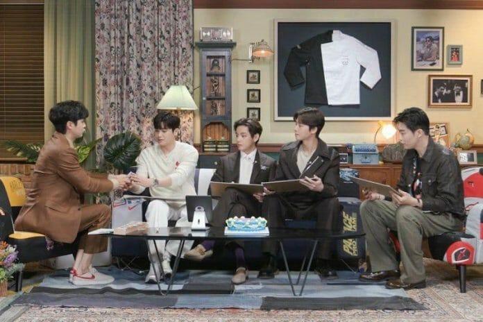 Amigos Fazem Visita A Choi Woo-Shik Em Seu Fan Meeting