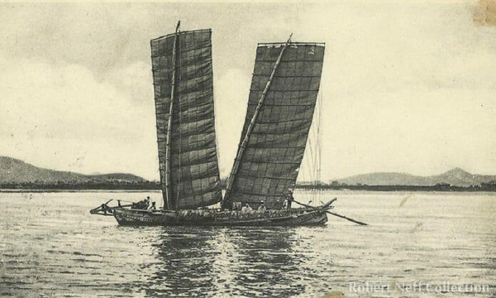 A Chegada De Marinheiros Ingleses À Coreia Em 1791