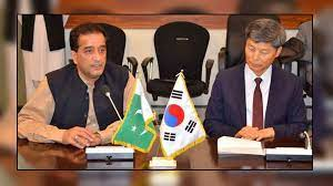 Coreia Se Une Ao Paquistão Para Melhorar A Qualidade Da Água No País
